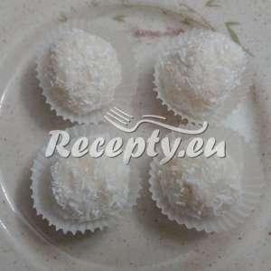 Kokosové kuličky podle prababičky
