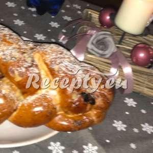 Vánočka podle babičky Boženky