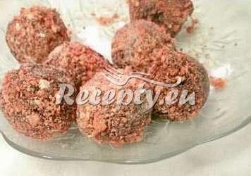 Čokoládové lanýže bez cukru