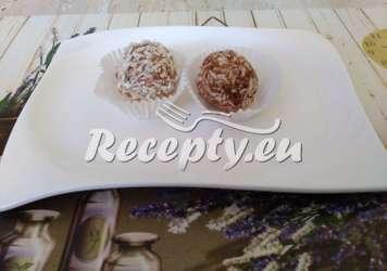 Čokoládové truffles Vánoční cukroví
