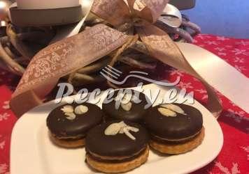 Išelské dortíčky Vánoční cukroví