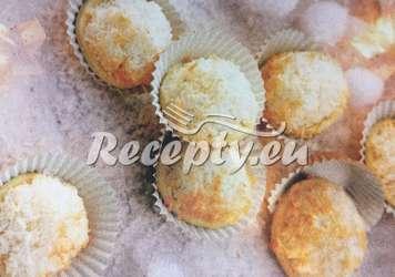 Kokosky podle Nikouše Vánoční cukroví