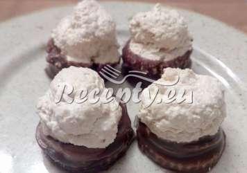 Kokosové kroužky Vánoční cukroví