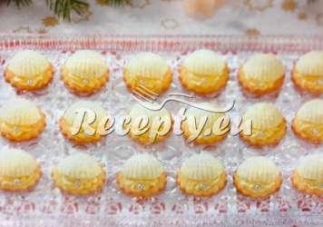 Kokosové mušličky Vánoční cukroví