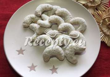 Kokosové rohlíčky