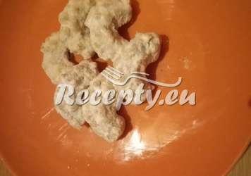 Křehoučké vanilkové rohlíčky s ořechy
