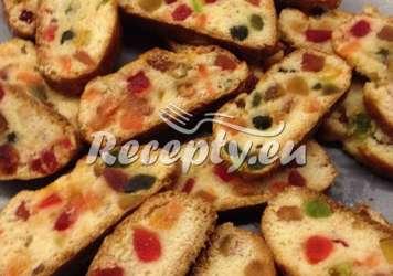 Ovocný chlebíček