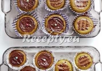 Jarní Matcha Muffins