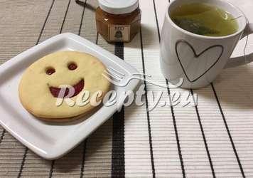 Slepované linecké koláčky Velikonoční recepty