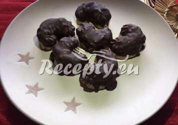 Snadné čokoládové rohlíčky Velikonoční recepty