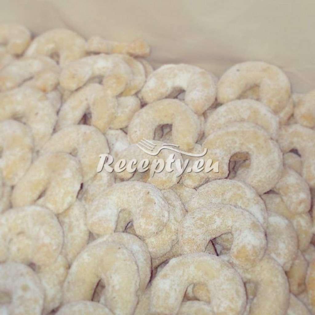 Babiččiny kokosové rohlíčky