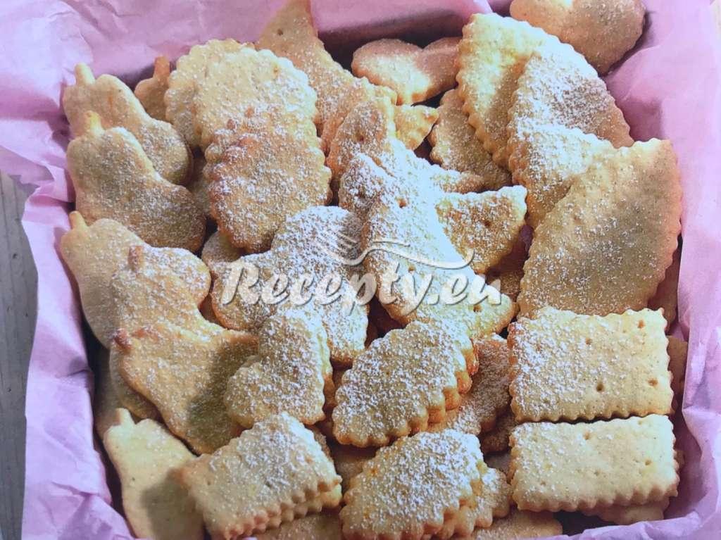 Babiččiny trvanlivé keksy