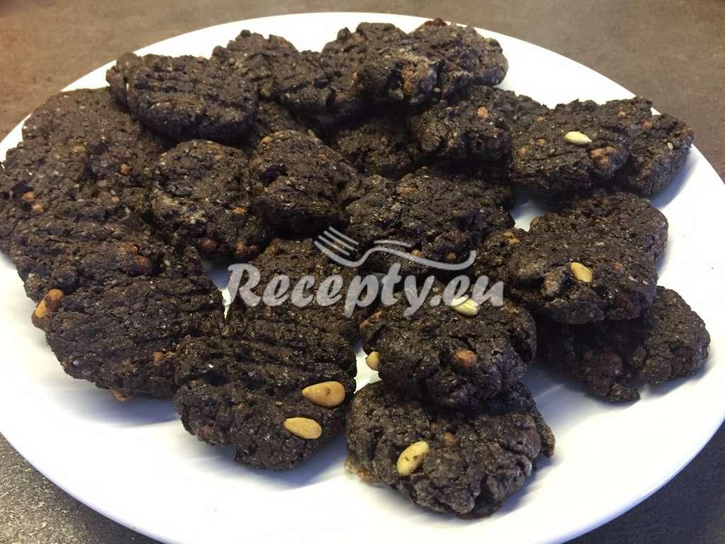 Čokoládové cookies podle Nikouše