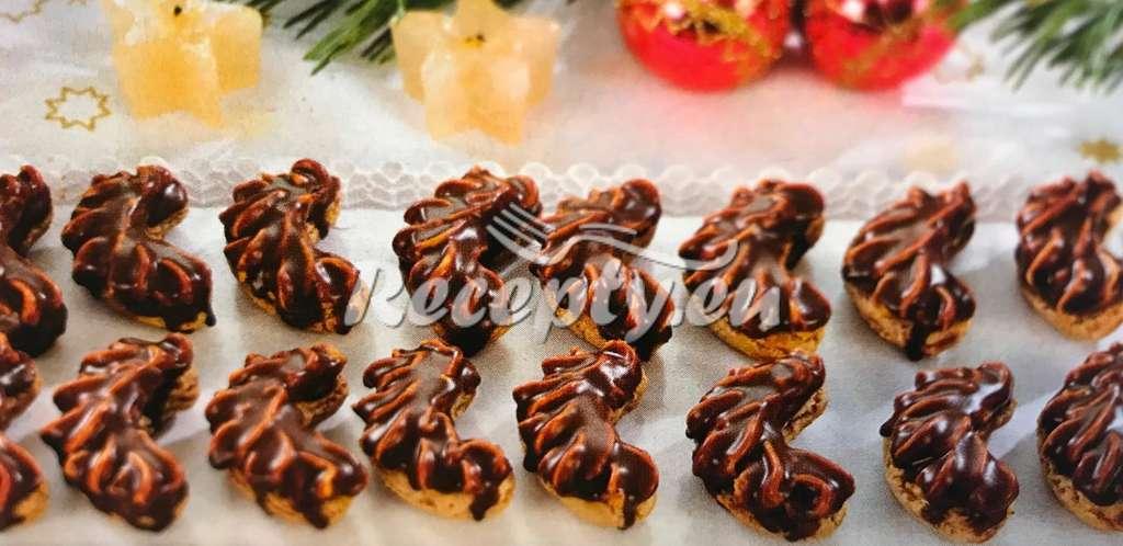 Karamelové rohlíčky naší babičky