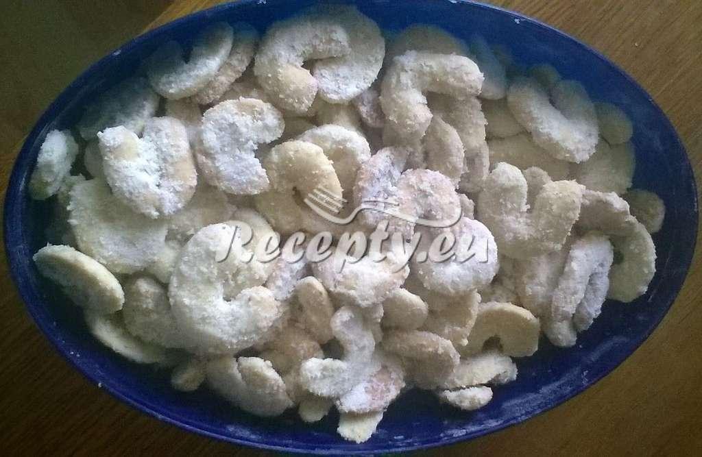 Osvědčené vanilkové rohlíčky