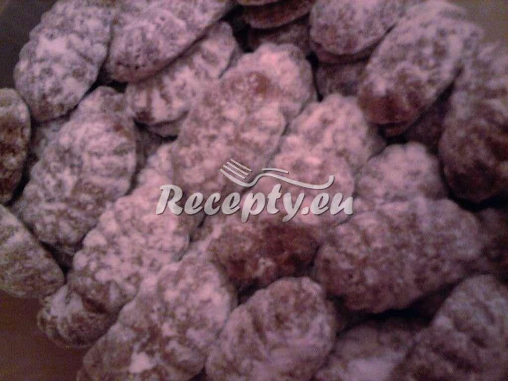 Staročeské pracny s ořechy