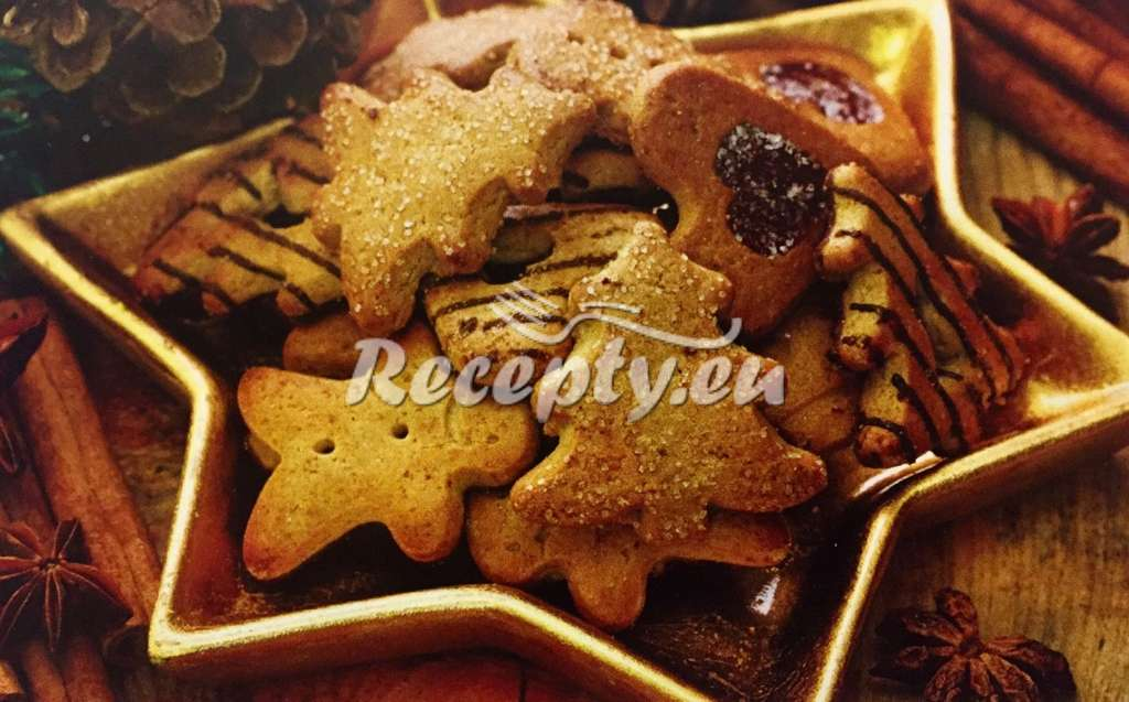 Vánoční medové perníčky podle babičky