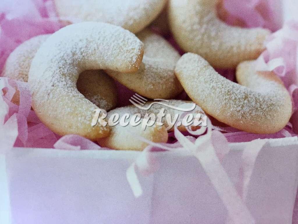 Výborné vanilkové rohlíčky