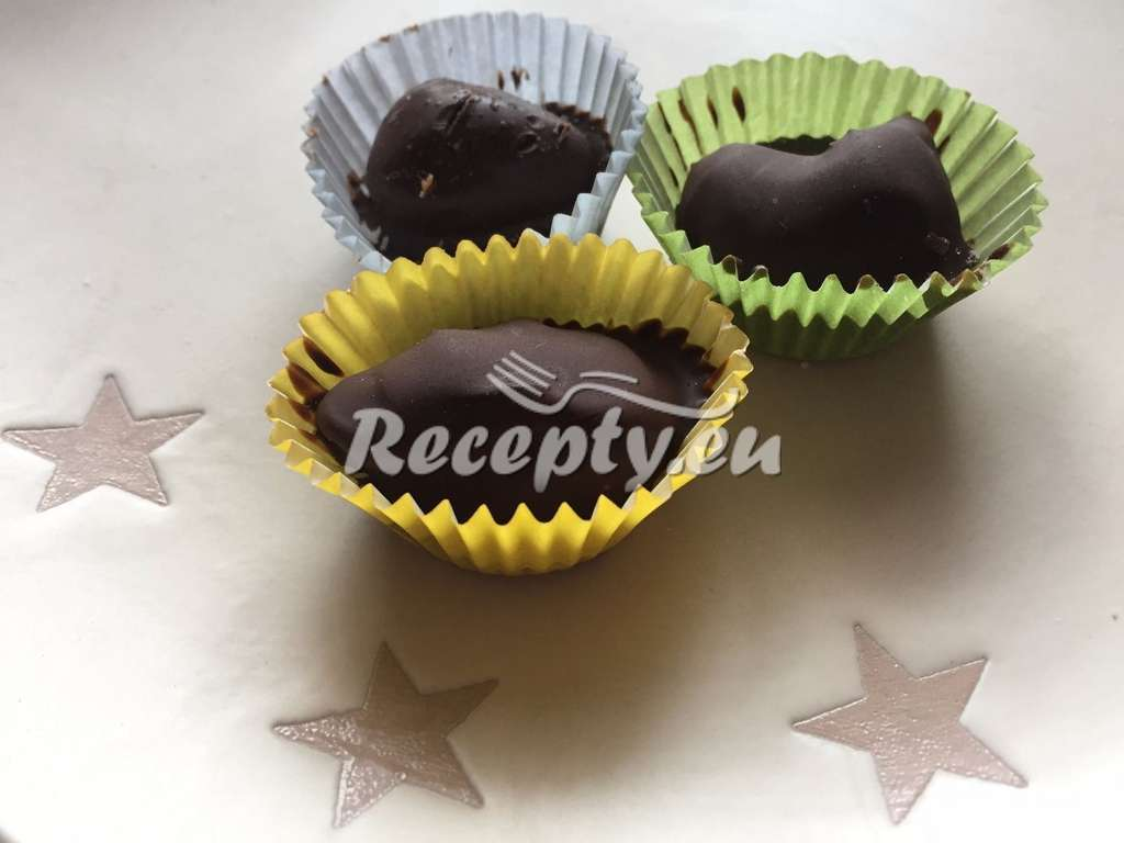 Jednoduchá čokoládový nugát